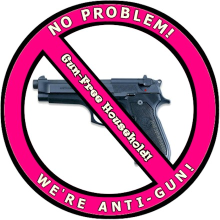 Guns: bizarre anti-gun illogic from low or no-knowledge Canadians