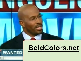 CNN Van Jones calling Mitt Romney a douche