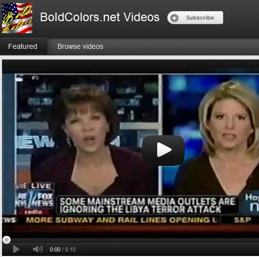 Powerful Video of Two Objective Analysts Slamming Obama/Mainstream Media Coverup of Benghazi