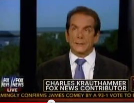 Charles Krauthammer's Defense of the 'Victimless' NSA