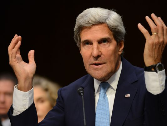 Kerry tries to convince Senate hearing re Syria - Sept 3 2013Kerry tries to convince Senate hearing re Syria - Sept 3 2013
