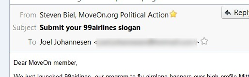 Obama's MoveOn.org division apparently high