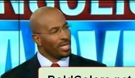 CNN Van Jones calling Mitt Romney a douche