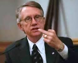 Harry Reid dismisses CNN reporter for asking sensible question re shutdown
